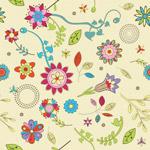 Medieval floral