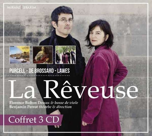 La Reveuse 3 CD set