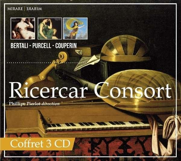 Ricercar Consort 3 CD set