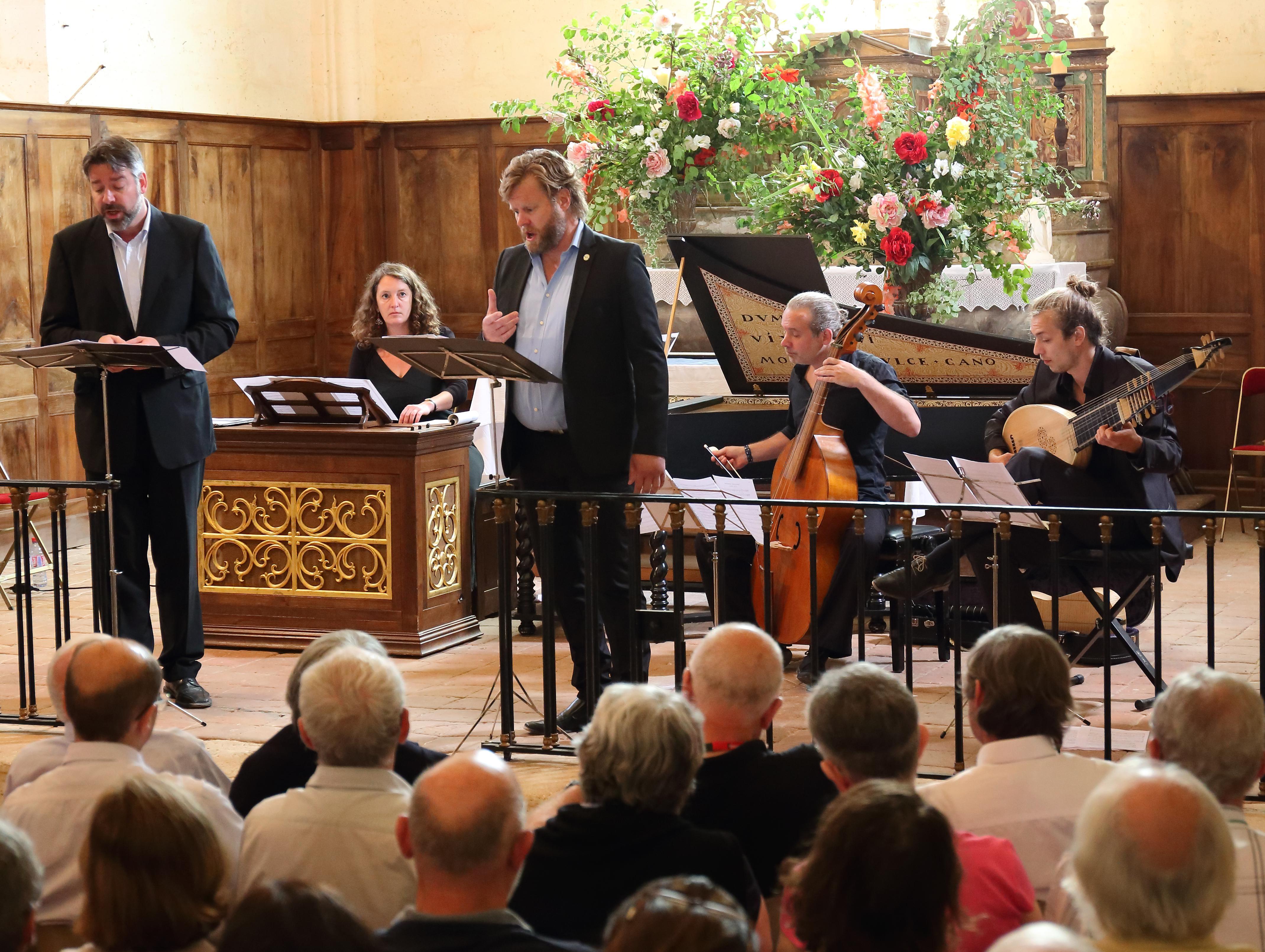 Monteverdi duets