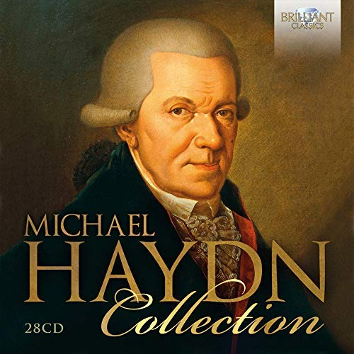 Cover of the boxed set of Michael Haydn