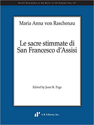 Cover of Raschenau oratorio RRMBE 207
