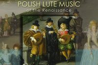 CD booklet cover of Polish lute music of the Renaissance