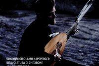 Jonas Nordberg Chitarrone theorbo music CD cover