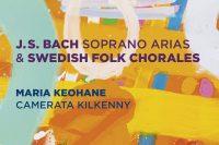 Cover of Bach and Dala chorales CD