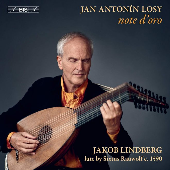 Lost note d'oro CD cover Lundberg
