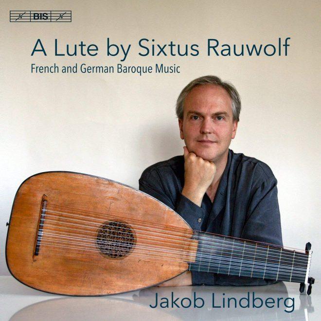 CD cover Lindberg Sixtus Rauwolf