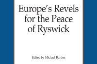 Cover of A-R Editions John Eccles Peace of Ryswick