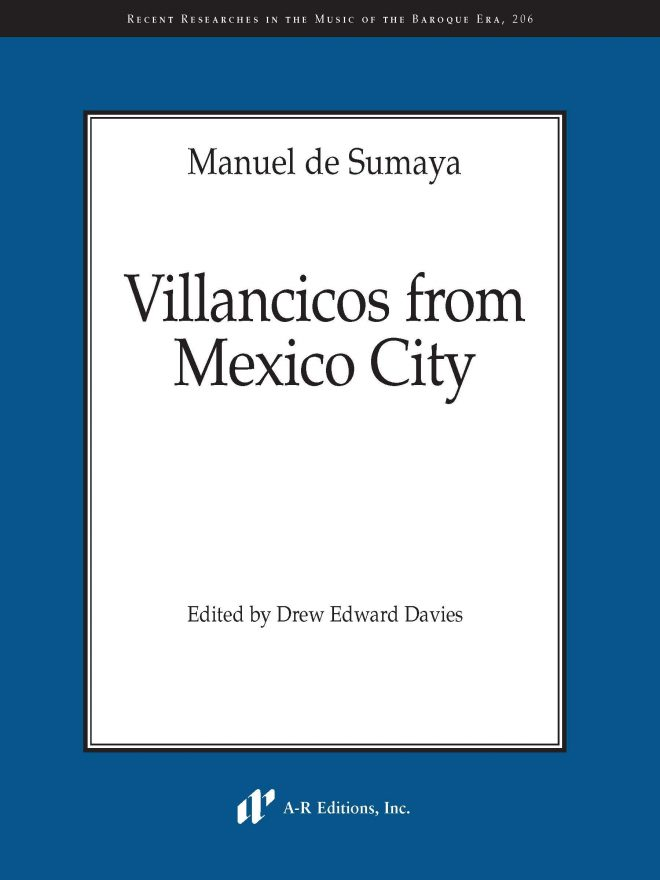 Cover of Recent Researchs 206 Sumaya Villancicos