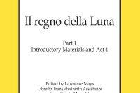 Cover of A-R Editions Piccinni Il regno della luna