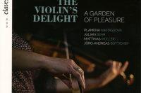 CD cover Nikitissova A garden of pleasure