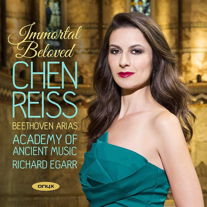 Chen Reiss Beethoven Immortal Beloved CD cover