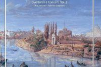 Cover of cpo Veracini CD vol. 2