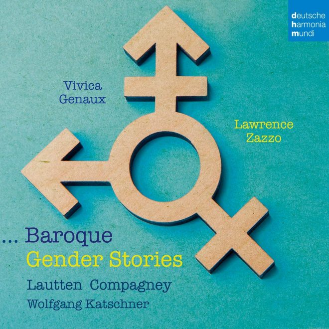 Baroque Gender Studies CD cover