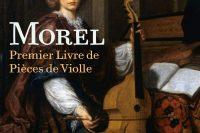 Cover of Morel viol music CD