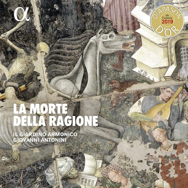 Cover of CD La morte del ragione