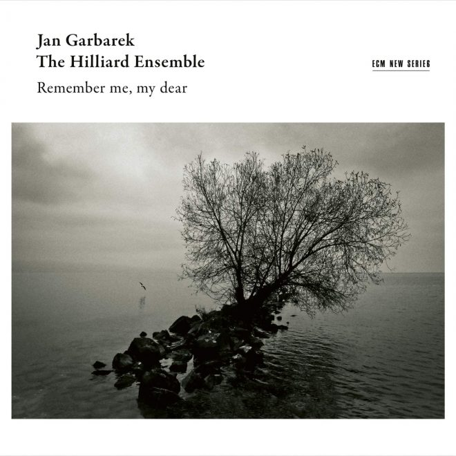 Cover of Garbarek Hilliard CD