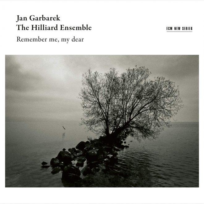 Cover of Garbarek Hilliard CD
