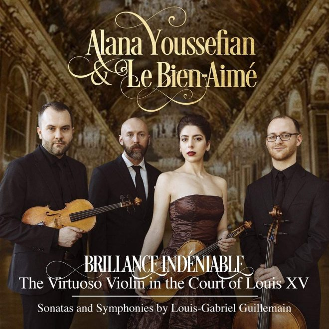 Cover of Youssefian CD Brillance Indéniable