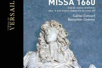 Cover of Versailles Spectacles CD of Cavalli Missa 1660