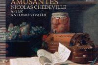Cover of Les saisons amusants Chédeville after Vivaldi