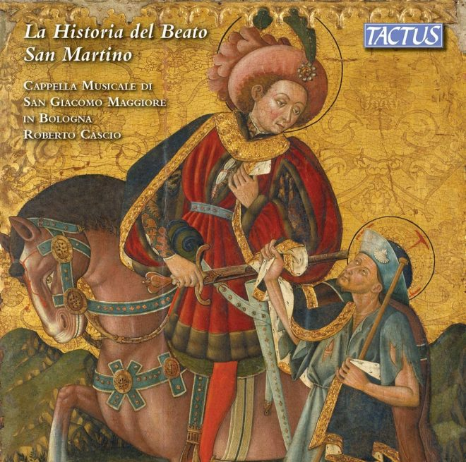 Cover of St Martino CD