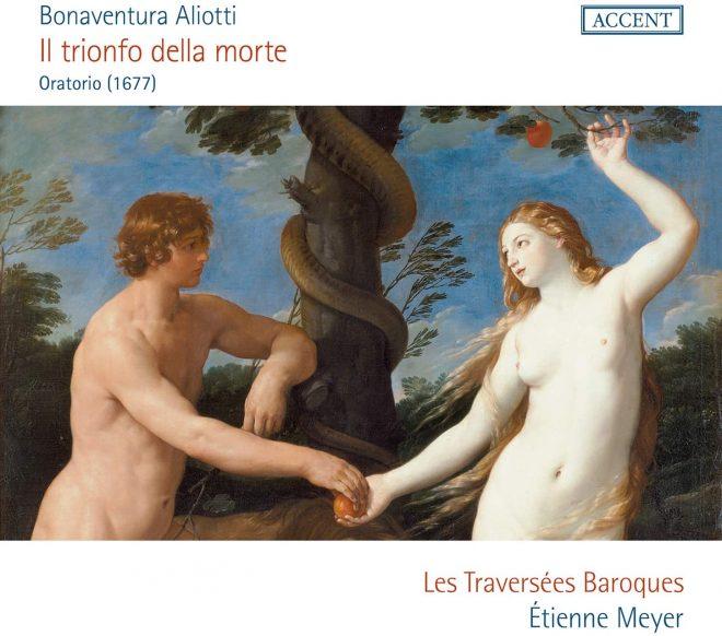 Aliotti Trionfo della morte CD cover