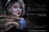 Karina Gauvin Nuits blanches CD cover