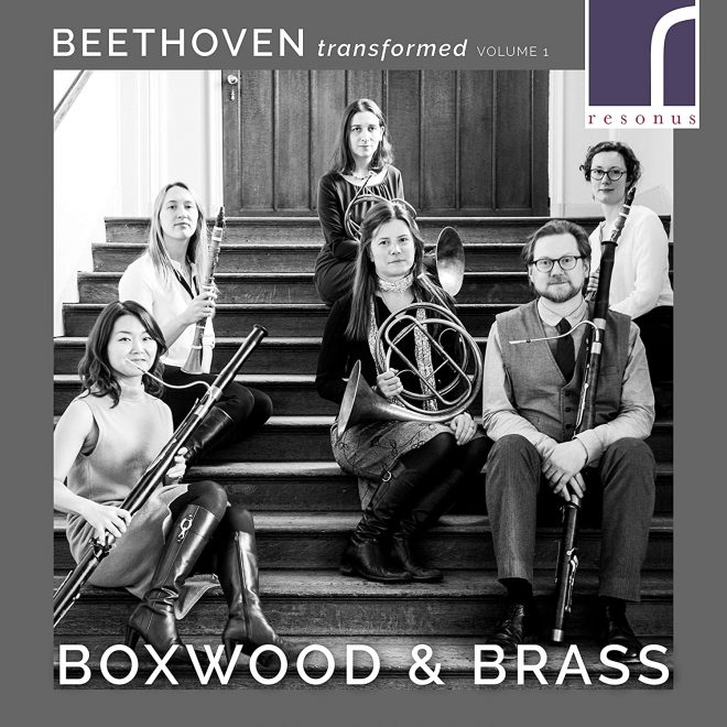 Boxwood & Brass Volume 1 of Beethoven Transformed