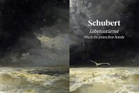 Lebensstürme Schubert music for piano four-hands