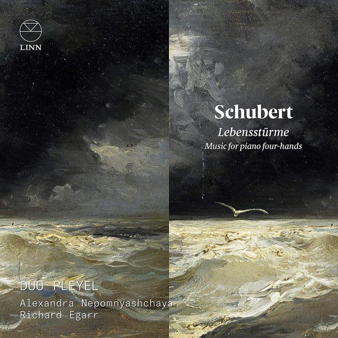 Lebensstürme Schubert music for piano four-hands
