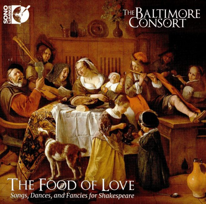 The Baltimore Consort perform music related to Shakespeare
