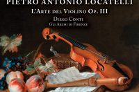 Locatelli op 3 Diego Conti CD cover