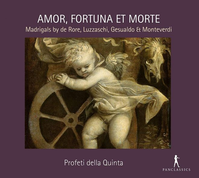 Amor Fortuna et Morte CD cover