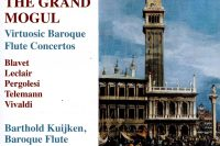 The Grand Mogul Vivaldi Barthold Kuijken CD cover