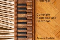 Terence Charlston plays Froberger on clavichord CD cover