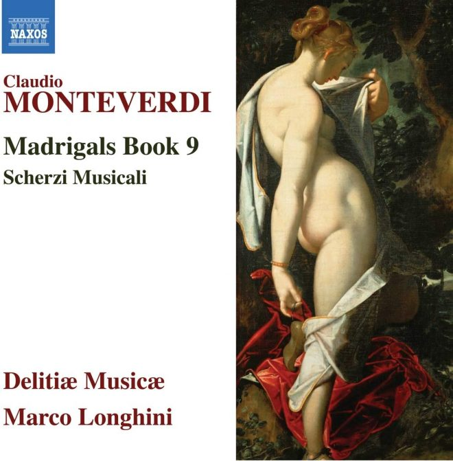 Monteverdi Madrigals book 9 Longhini CD cover