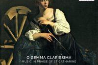 O gemma clarissima Music for St Catherine resonus CD cover