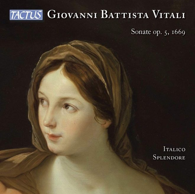 Vitali op 5 CD cover