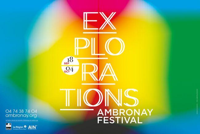 Brochure for 2020 Ambronay festival