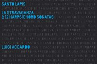 Luigi Accardo plays harpsichord sonatas by Santo Lapis