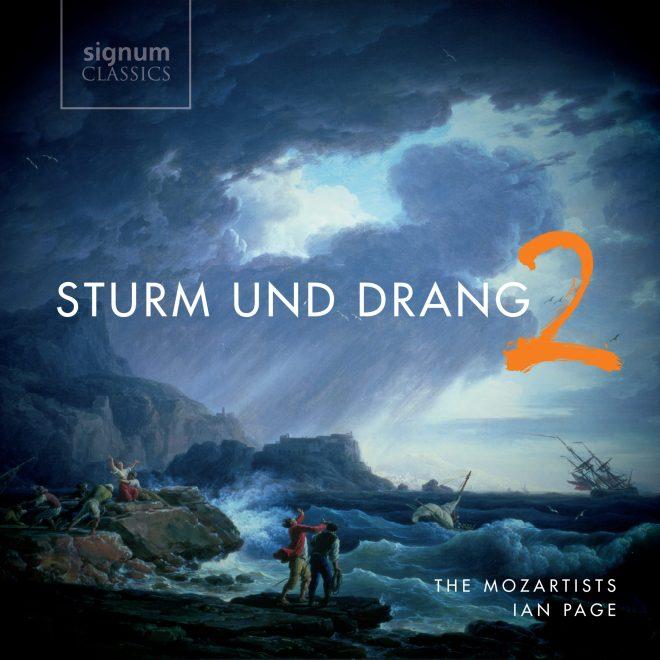 Ian Page The Mozartists Sturm udn Drang volume 2
