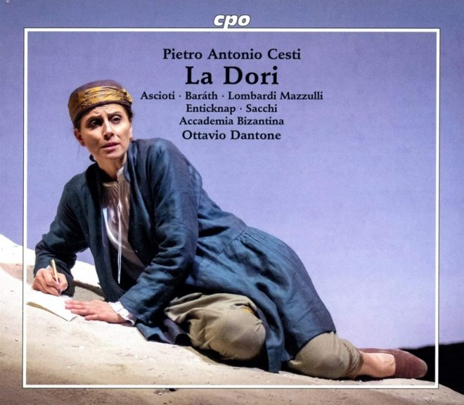 Cesti's Dori performed at the Innsbruck Festival