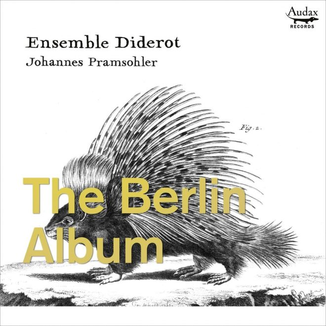 Ensemble Diderot play music from mid-18th-century Germany
