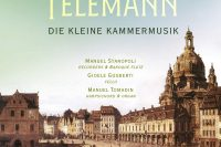 CD cover of Telemann's Kleine Kammermusik