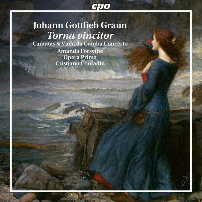 Johann Gottlieb Graun vocal and instrumental music CD