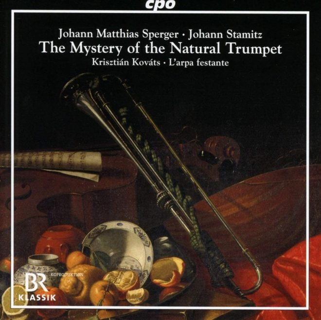 CD Cover Mystery of the Natural Trumpet