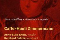 CD cover Caffe=Hauß Zimmermann