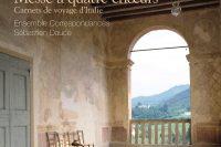 CD cover Charpentier Messe a quatres chœurs