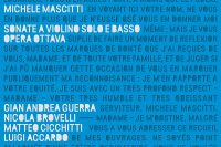 Mascitti violin sonatas on two discs op 8 and op 9